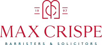 Max Crispe Lawyer Logo